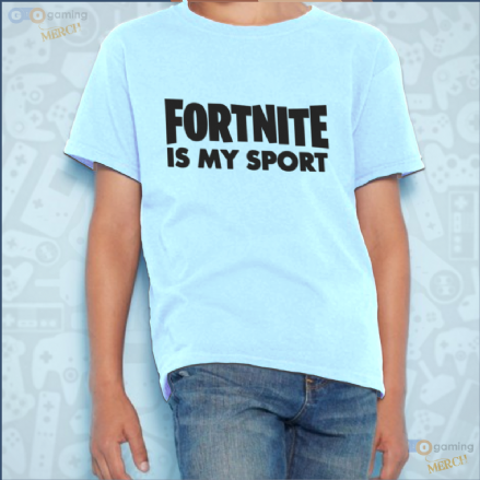 Fortnite Is My Sport Kids T-Shirt